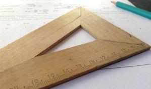 engineering- ruler